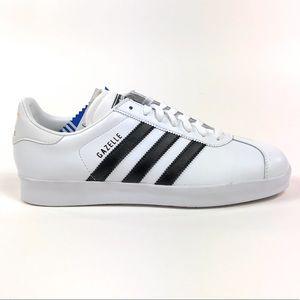 Adidas Gazelle II 2 White Black Low Shoes V24418